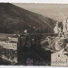 Postales: POSTAL FOTOGRAFICA DE CUENCA. ESCRITA. Lote 12975284