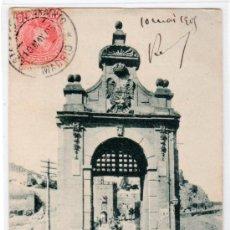 Postales: TARJETA POSTAL DE TOLEDO. PUERTA DE ALCANTARA. 55 HAUSER Y MENET. Lote 14205112
