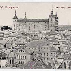Cartes Postales: TOLEDO. VISTA PARCIAL. LINARES, FOTOG. ESCRITA. Lote 14333926