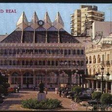 Postales: S-1305- CIUDAD REAL. PLAZA DEL GENERALISIMO.. Lote 23845248