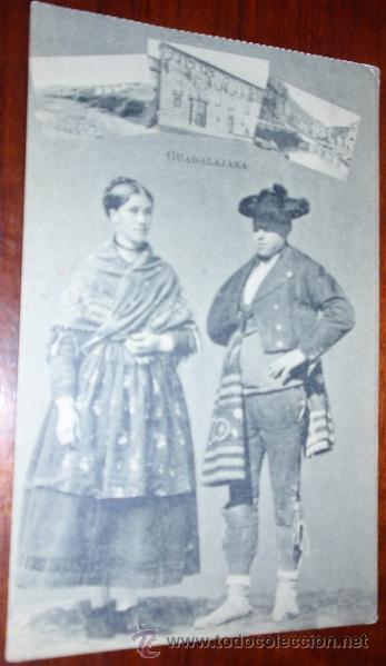 POSTAL GUADALAJARA LACOSTE (Postales - España - Castilla La Mancha Antigua (hasta 1939))