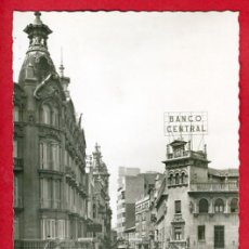 Postales: ALBACETE, CALLE DEL MARQUES DE MOLINS, P40615. Lote 22391654