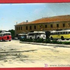 Postales: MOTILLA DEL PALANCAR, CUENCA, HOSTAL DEL SOL, P31397. Lote 25265221