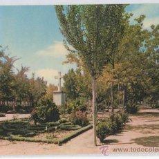 Postales: TARJETA POSTAL DE CONSUEGRA PARQUE MUNICIPAL TOLEDO. Lote 16324342