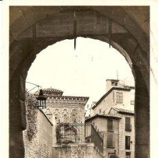 Postales: TOLEDO - EL CRISTO DE LA LUZ - EDICIONES F. M. - CIRCULADA 1949. Lote 16586742