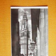 Postales: 1930C. – TOLEDO. CALLE TÍPICA. POSTAL. Lote 17261645