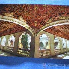 Postales: POSTAL TOLEDO CLAUSTRO SAN JUAN DE LOS REYES NO CIRCULADA. Lote 17398206