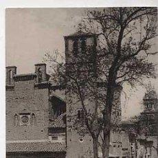 Postales: TOLEDO. CALLE TIPICA CON IGLESIA DE SANTIAGO EL ARRABAL. FOT. WUNDERLICH. SIN CIRCULAR. Lote 17879260
