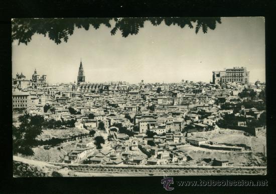 POSTAL ANTIGUA DE TOLEDO (Postales - España - Castilla La Mancha Antigua (hasta 1939))