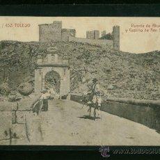 Postales: POSTAL ANTIGUA DE TOLEDO. Lote 18133868