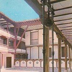 Postales: ALMAGRO, CIUDAD REAL, CORRAL DE COMEDIAS, EDITADO EN 1966. Lote 18574976
