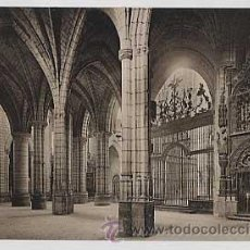 Postales: CUENCA. CATEDRAL, CRUCERO L. ROISIN, FOT. SIN CIRCULAR. Lote 18706289