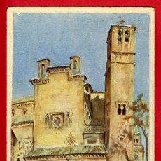 Postales: TOLEDO, IGLESIA DE SANTIAGO EL ARRABAL, P37481. Lote 18757775