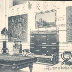 Postales: DEHESA DE EL SOTILLO.-TOLEDO.-EL HALL. Lote 18850461
