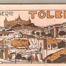 Postales: BLOC POSTAL 20 POSTALES DE TOLEDO.FECHADO 1932.L.ARRIBAS.1ª SERIE. . Lote 27286995