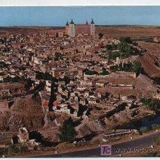 Postales: TOLEDO.- VISTA GENERAL. FRANQUEADO Y FECHADO EN 1974.. Lote 18972941