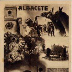 Postales: ALBACETE.-FERIA DE SEPTIEMBRE. Lote 19137837
