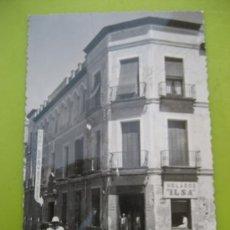 Postales: GUADALAJARA. HOTEL ESPAÑA. FOTO CAMARILLO. POSTAL SIN CIRCULAR. Lote 20511487