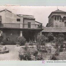 Postales: TOLEDO.- CASA DEL GRECO. FRANQUEADO EN MADRID EN 1952.. Lote 20966756