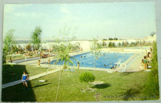 Postal bargas toledo piscina municipal a os 80 comprar postales antiguas de castilla la mancha - Piscina municipal toledo ...