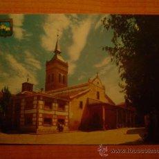 Postales: POSTAL GUADALAJARA IGLESIA CONCATEDRAL SANTA MARIA LA MAYOR SIN CIRCULAR . Lote 21296528