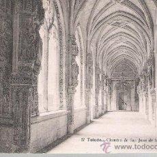 Postales: TOLEDO.- CLAUSTRO DE SAN JUAN DE LOS REYES.. Lote 21334428