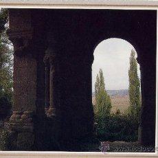 Cartes Postales: POSTAL DE SIGÜENZA - GUADALAJARA. CARABIAS (IGLESIA DE SAN SALVADOR - PAISAJE). Lote 21346238