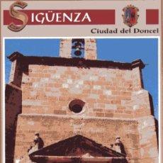 Postales: POSTAL DE SIGÜENZA - GUADALAJARA. ERMITA DEL HUMIDALLERO. Lote 222076662