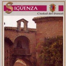 Cartes Postales: POSTAL DE SIGÜENZA - GUADALAJARA. PORTAL MAYOR. Lote 21346270