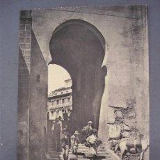Postales: POSTAL DE TOLEDO, ARCO DE LA SANGRE (SIN CIRCULAR, FOTOTIPIA CASTAÑEIRA Y ALVAREZ, MADRID). Lote 21352750