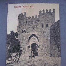 Postales: POSTAL DE TOLEDO, PUERTO DEL SOL (SIN CIRCULAR, FOTOTIPIA CASTAÑEIRA Y ALVAREZ). Lote 21353120