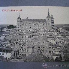 Postales: POSTAL DE TOLEDO, VISTA PARCIAL ( SIN CIRCULAR, FOTOTIPIA CASTAÑEIRA Y ALVAREZ). Lote 21353487