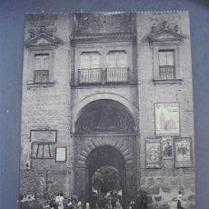 Postales: POSTAL DE TOLEDO, PUERTA DE VISAGRA ( SIN CIRCULAR, FOTOTIPIA CASTAÑEIRA Y ALVAREZ). Lote 21353682