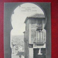 Postales: TOLEDO - POSADA DE LA SANGRE. Lote 21564724
