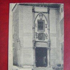Postales: TOLEDO - POSADA DE LA HERMANDAD. Lote 21564774