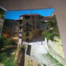 Postales: TARJETA POSTAL Nº 6: CUENCA. CASAS COLGADAS. AÑOS 60-70. SIN USAR.. Lote 22857804