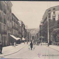 Postales: CUENCA.- CALLE DE JOSE ANTONIO. Lote 23719929