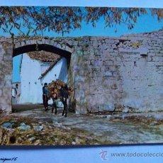 Postales: CUENCA, BETETA 1979. ARCO DE LA CAVA. EDICIONES AGATA N° 6802. Lote 25726499