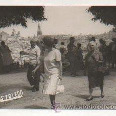 Postales: POSTAL FOTOGRÁFICA DE TOLEDO. VISTA GENERAL. (VISTAS TOLEDO). Lote 24807290