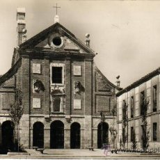 Postales: 1965 GUADALAJARA. POSTAL ESCRITA CON FOTOGRAFIA DE LA IGLESIA DE LOS PADRES FRANCISCANOS. Lote 27013214