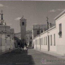 Postales: PUERTOLLANO (CIUDAD REAL).- CALLE DE LAS TORRES. Lote 26085591