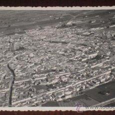 Postales: ANTIGUA FOTO POSTAL DE DAMIEL (CIUDAD REAL) VISTA GENERAL . ED. PAISAJES ESPAÑOLES - CIRCULADA EN 1. Lote 26388694
