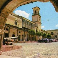 Postales: CHINCHILLA VISTA PARCIAL DE LA PLAZA DE LA MANCHA EDICIONES AZUL SIN CIRCULAR . Lote 26511840