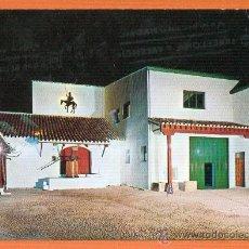 Postales: BODEGAS LOS LLANOS - PATIO CLASICO - VISTA NOCTURNA - VALDEPEÑAS - ED. VISTABELLA. Lote 27192999