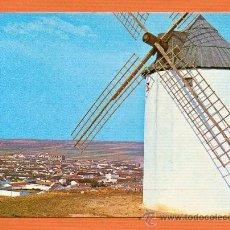 Postales: MOTA DEL CUERVO - CUENCA - VISTA PARCIAL - ED. FITER AÑO 1967. Lote 27236101