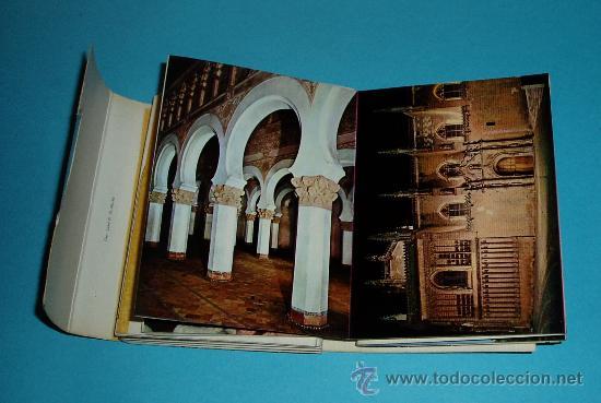 Postales: CARPETA - TIRA - ACORDEÓN 20 POSTALES TOLEDO 10,5 X 7,5 CM - Foto 3 - 27316732