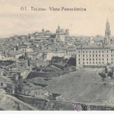 Postales: TOLEDO. 61. VISTA PANORAMICA.. Lote 27633329