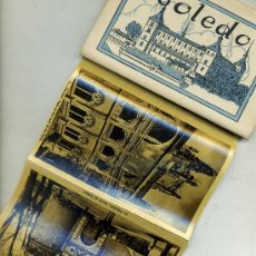 Postales: DOCE POSTALES HELIOTIPIA ARTÍSTICA ESPAÑOLA TOLEDO. Lote 27870050