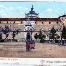 Postales: TOLEDO. HOSPITAL DE AFUERA. PURGER & COM MUNCHEN. Nº 2196. REVERSO SIN DIVIDIR. SIN CIRCULAR.. Lote 28046052