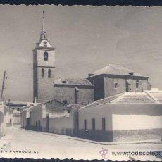 Postales: SOCUELLAMOS (CIUDAD REAL).- IGLESIA PARROQUIAL. Lote 28186124